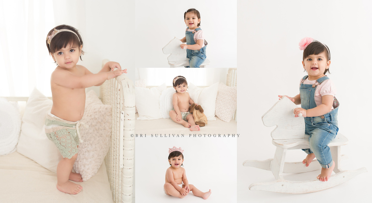 Woodlands Texas Cake Smash Photographer