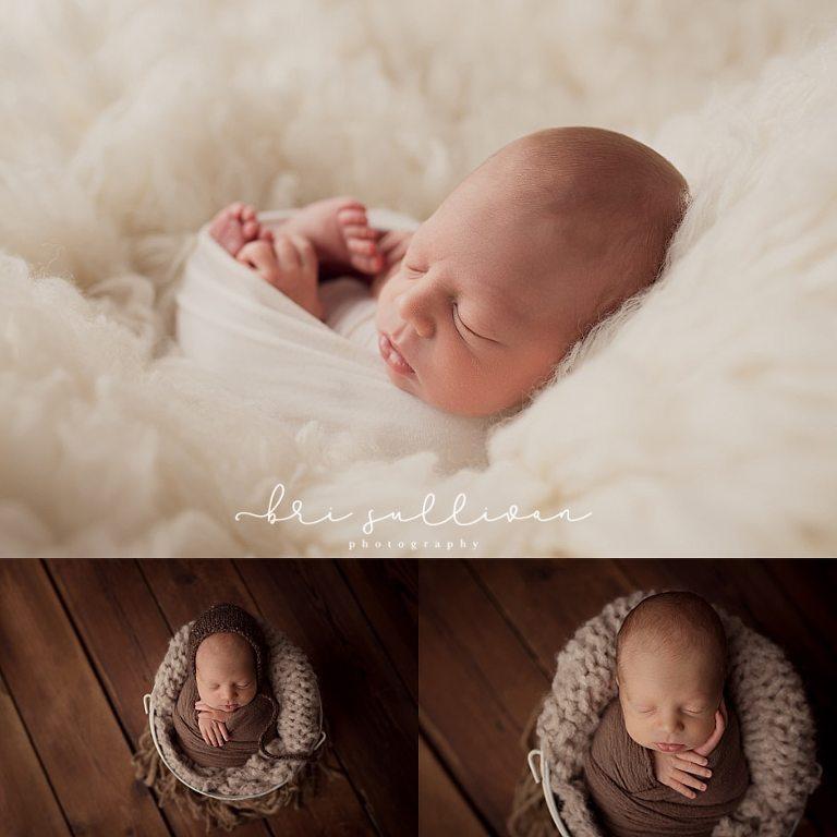 Houston newborn photography by bri sullivan