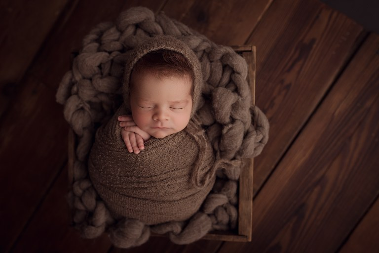 What is newborn photography